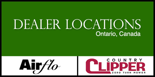Air-Flo- Country Clipper Dealer-Location
