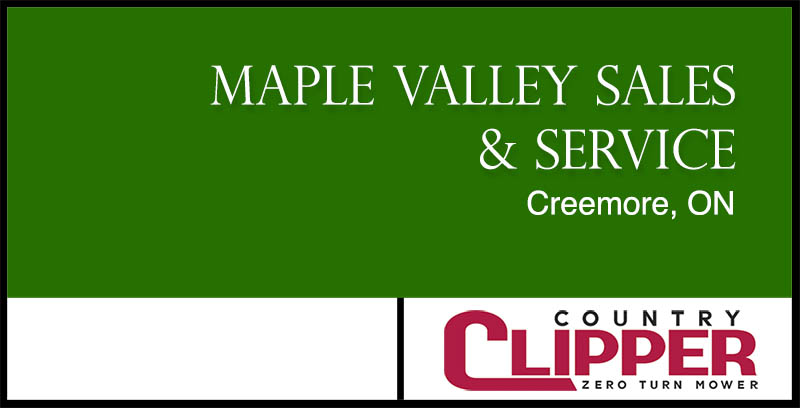 Maple Valley Sales & Service Creemore, ON