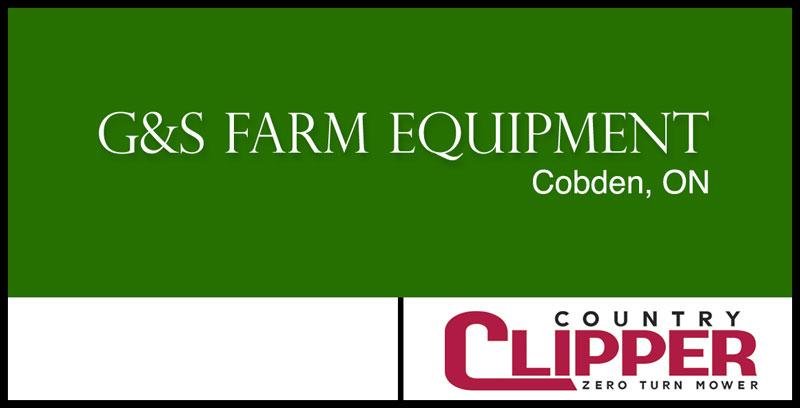 G&S Farm Equipment Cobden