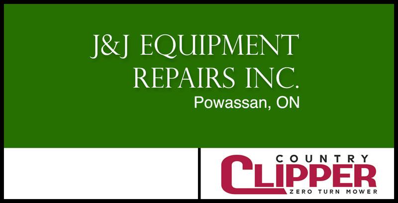J&J Equipment repairs Inc.