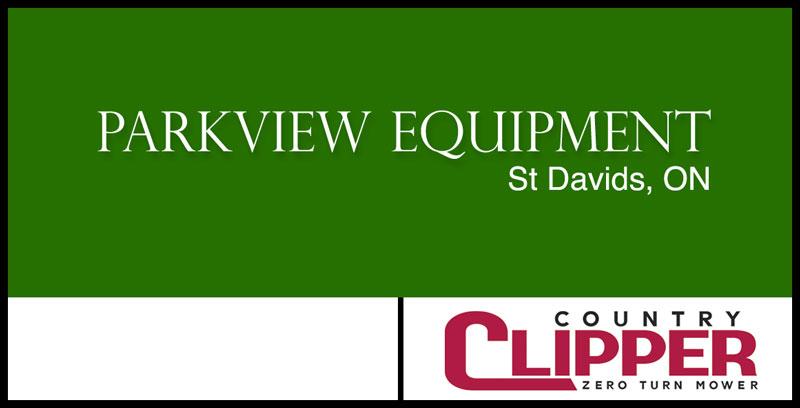 Parkview Equipment St Davids ON